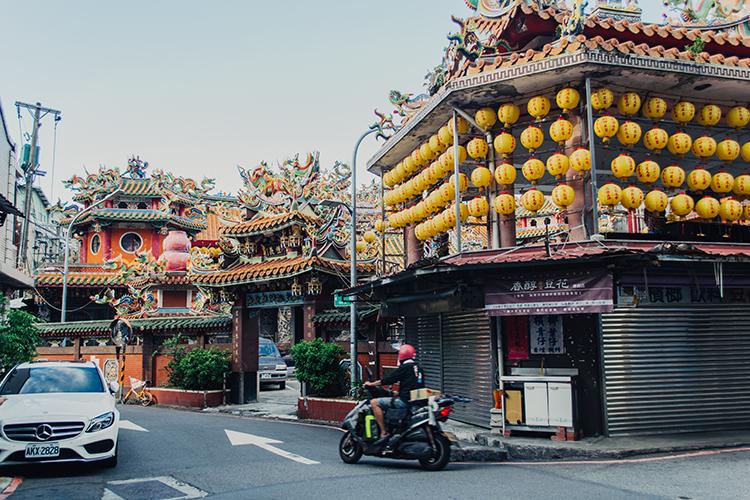Templo Shilin 2